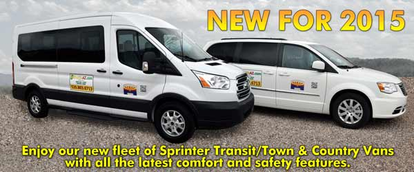 See our NEW VANS
